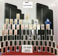 Новый Iphone 7, iPhone 6s Plus и iPhone 6S с Macbook Pro